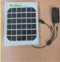 G-one Solar Mobile Charger