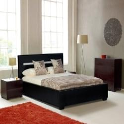 Designer Double Bed Ankit Furnitures Manufacturer In Kirti Nagar