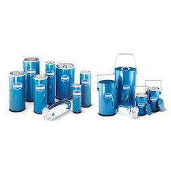 Liquid Nitrogen Flasks