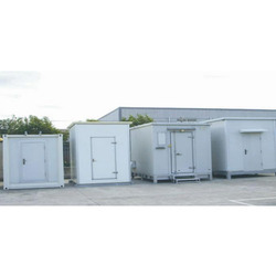 Pre-Fabricated Enclosure Turnkey Services