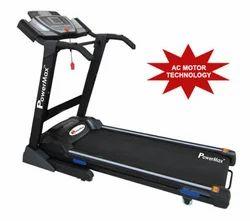 Motorized AC Treadmill