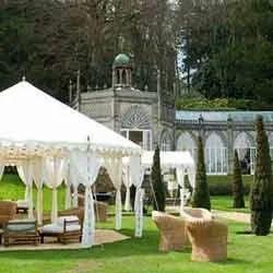 Designer Garden Tent