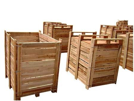 Wooden Packing Crates Crates Trays And Pallets Shree Krishna