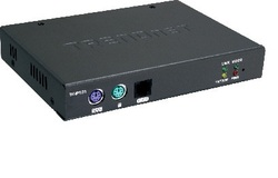 1 Port KVM Switch Over IP