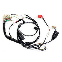 motorcycle wiring harness, motorbike wire harness  motorcycle wiring harness