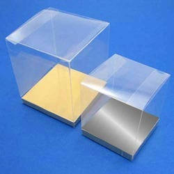 Storage PVC Boxes