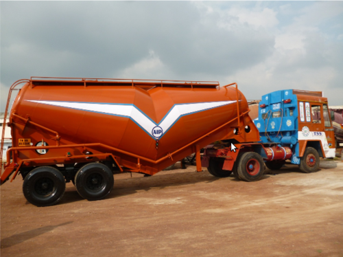 Shree Cement Mail : Manufacturer of bulk trailers automotive trailer by