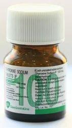 Eltroxin,Levothyroxine Sodium