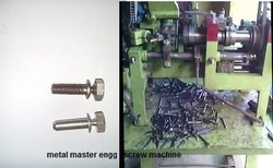 Rivets And Fasteners Making Machines