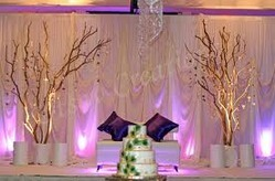 Reception And Decorations Services - Stage Decoration ...
