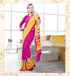 Ladies Fancy Kota Printed Saree