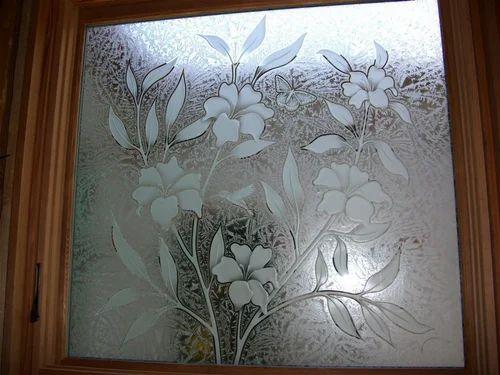 Decorative Window Glass At Rs 450 Square Feet Jitar Nagar New