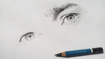 Service Provider Of Pencil Sketching Creative Art By