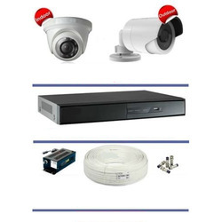 Hikvision Camera DVR Channel Kits