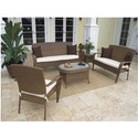Outdoor Leisure Sofa Set
