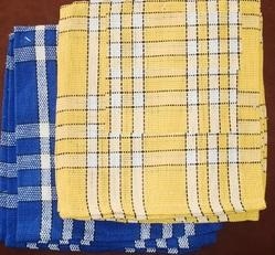Check Stripped Towel Sets, For Hotel and home