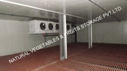 Building Cold Storage Rooms