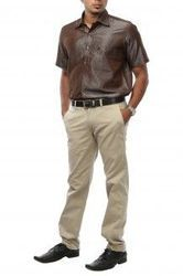 Vibrant Shine Silk Shirt