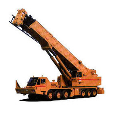 Heavy Duty Hydraulic Crane Rental Services