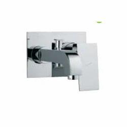 Single Lever High Flow Bath & Shower Mixer