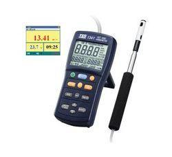 Digital Hot Wire Anemometer