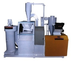 Wire Scrap Shredder and Separator (STR-400-A)