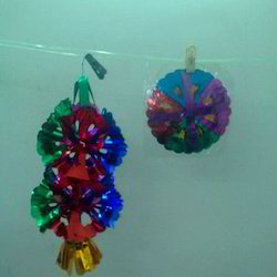 Rolex Colourful Decorative Hanging