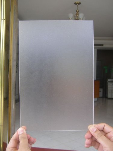 Acrylic Sheets Frosted Acrylic Sheet Manufacturer From