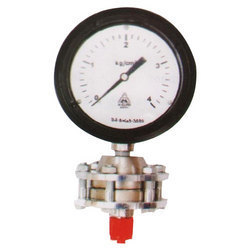 Diaphragm Sealed Pressure Gauge