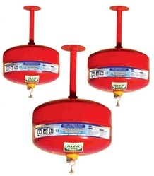 ABC Ceiling Mounted Automatic Fire Extinguisher