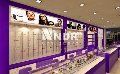 Optical Shop Interior Design in Bhandup West, Mumbai | ID: 9454710948