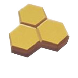 Tri-hex Interlocking Tile