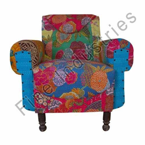 Kantha Fabric Sofa