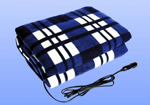 Electric Heating Blanket With Regulator Control