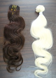 Human Hair Extension Bodywave