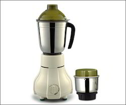 Stainless Steel White 2 jar Mixer Grinder, For Personal