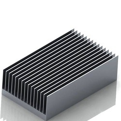 Heatsink Aluminum Section