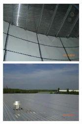Trough Deck Roof
