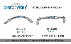 Steel Cabinet Pull Handle
