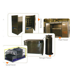 Industrial Freezer