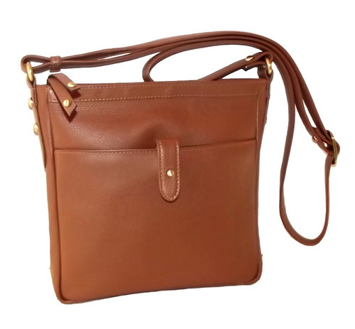 Leather Shoulder Strap Handbag