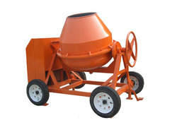 Concrete Mixer Machine ( Diesel Engine )