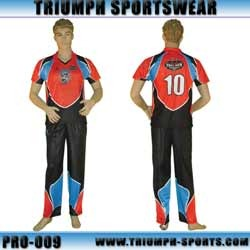 Cricket Color Uniform For Men
