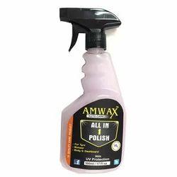 Amwax White Multipurpose Polish 500ml Pack