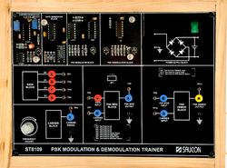 PSK Modulation & Demodulation Trainer-ST8109
