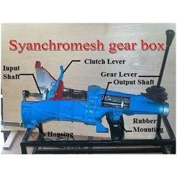 Synchromesh Gear Box Handle Driven