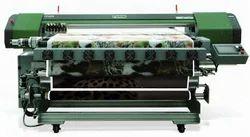 High Speed Industrial Belt Transmission Textile Printer