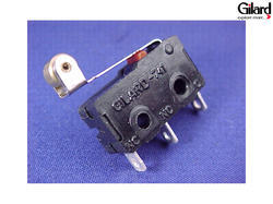 Miniature Micro Switch With Roller Lever