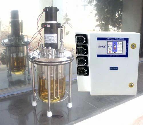 lab results fermenter