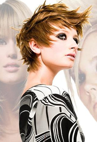 Service Provider Of Hair Treatments Colour Style Hair By